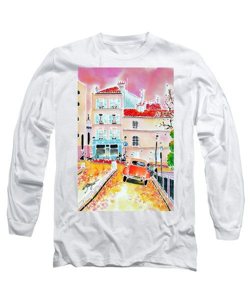 Twilight Montmartre Long Sleeve T-Shirt