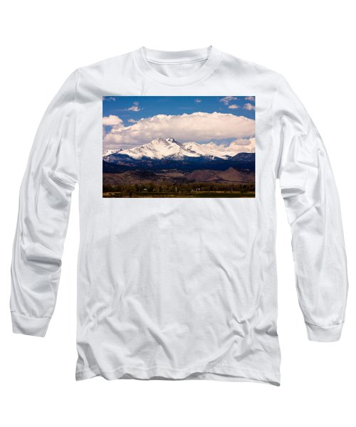 Twin Peaks Snow Covered Long Sleeve T-Shirt