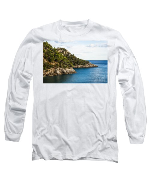 Twin Points Of Italy Long Sleeve T-Shirt