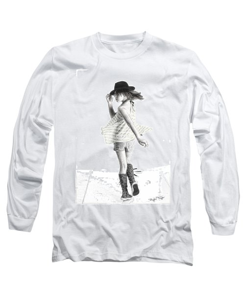Twirl Long Sleeve T-Shirt