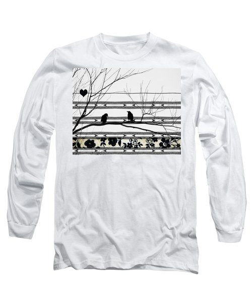 Two Is Better Long Sleeve T-Shirt