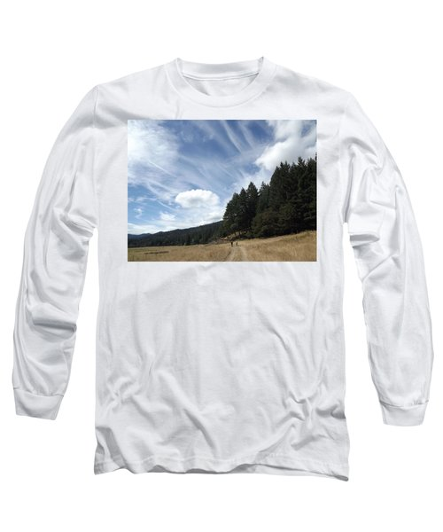 Two Of A Kind Long Sleeve T-Shirt by Richard Faulkner