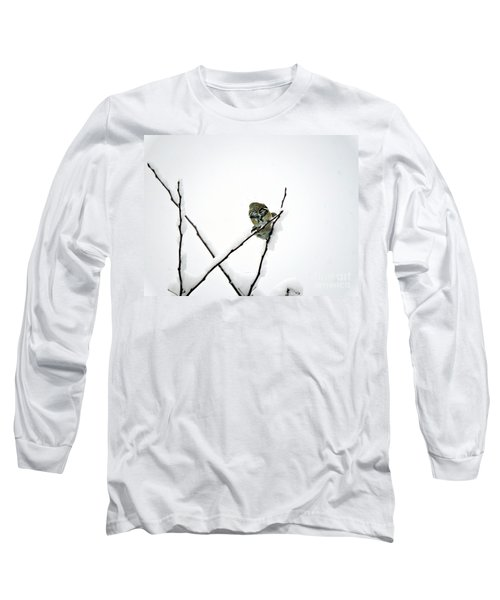 Two Sparrows Long Sleeve T-Shirt