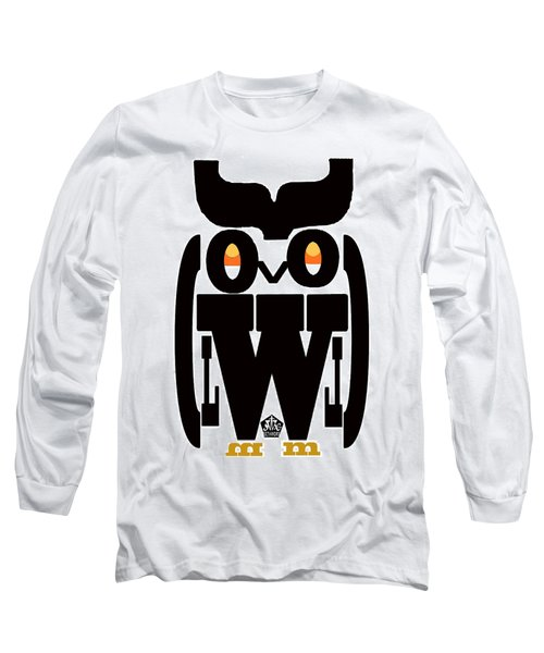 Typoowl Long Sleeve T-Shirt