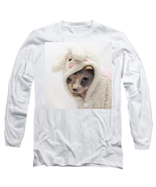 Unamused Long Sleeve T-Shirt