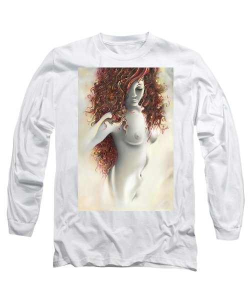 Under The Cover Long Sleeve T-Shirt