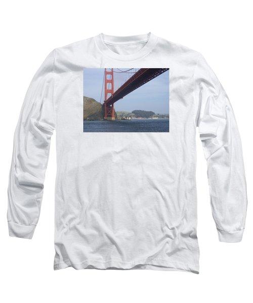 Under The Golden Gate Long Sleeve T-Shirt