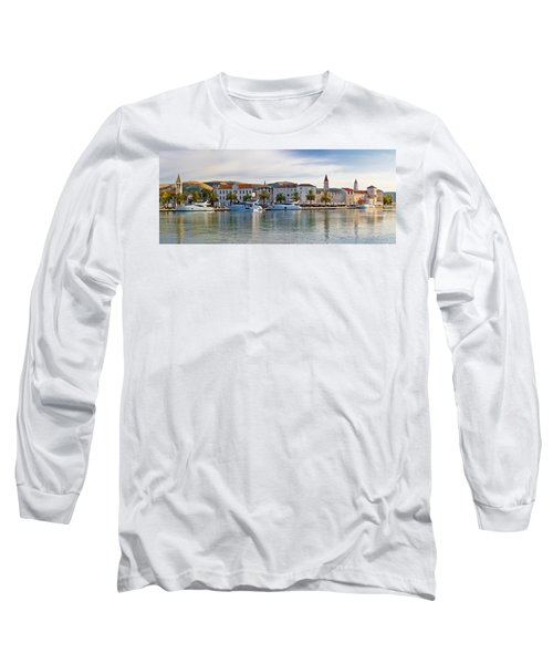 Unesco Town Of Trogit View Long Sleeve T-Shirt