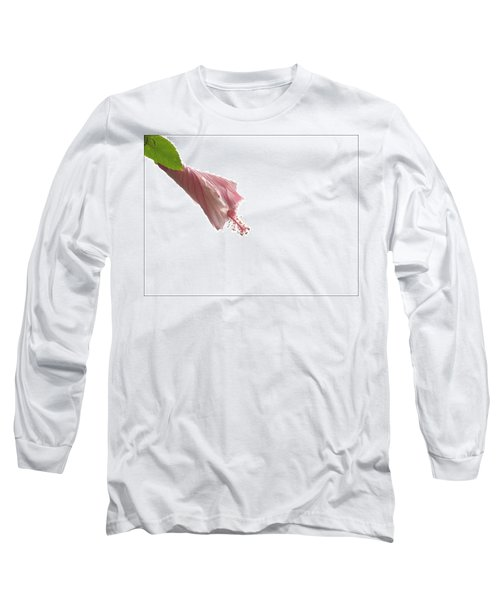 Unfurling Long Sleeve T-Shirt