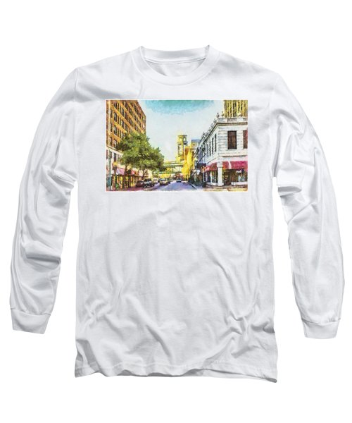 Union And 3rd Long Sleeve T-Shirt