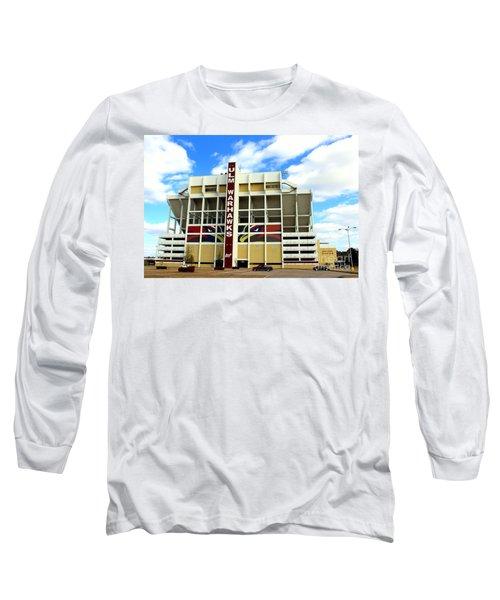 University Of Louisiana At Monroe Malone Stadium Long Sleeve T-Shirt