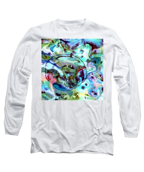 Crystal Blue Persuasion Long Sleeve T-Shirt