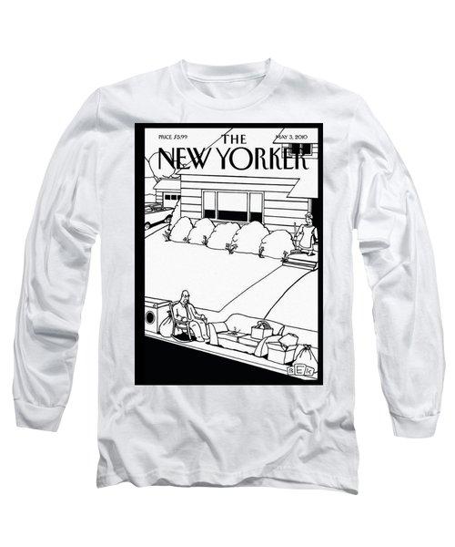 New Yorker May 3rd, 2010 Long Sleeve T-Shirt