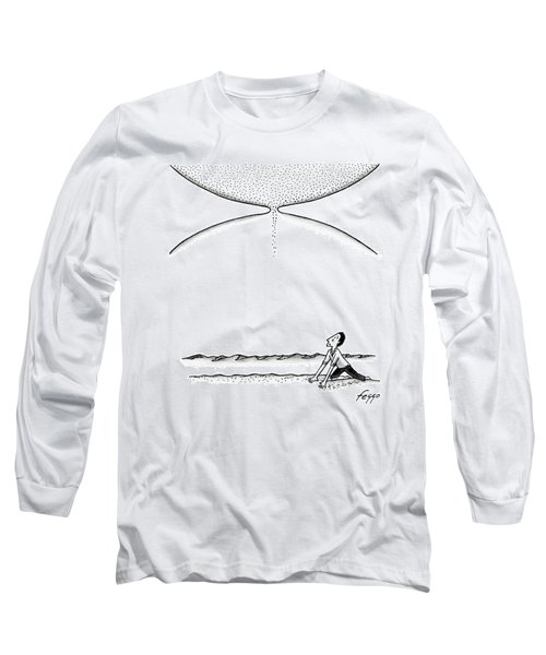 Captionless Long Sleeve T-Shirt