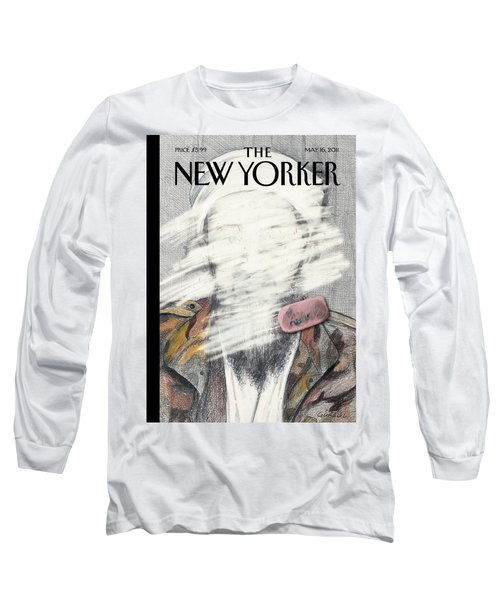 New Yorker May 16th, 2011 Long Sleeve T-Shirt