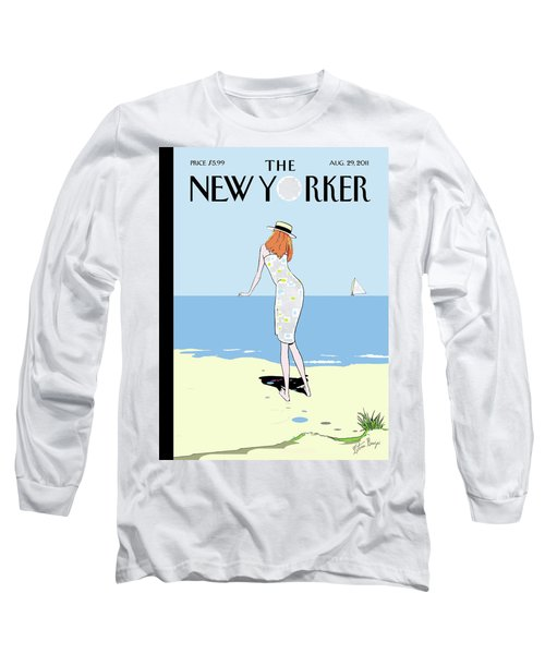 New Yorker August 29th, 2011 Long Sleeve T-Shirt