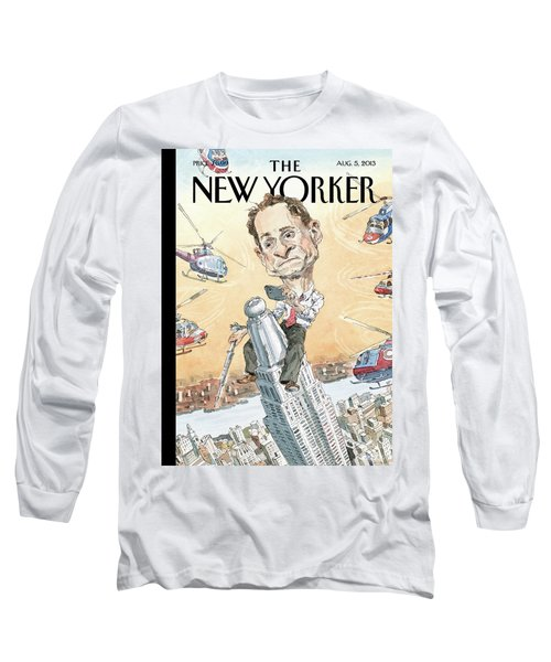 New Yorker August 5th, 2013 Long Sleeve T-Shirt
