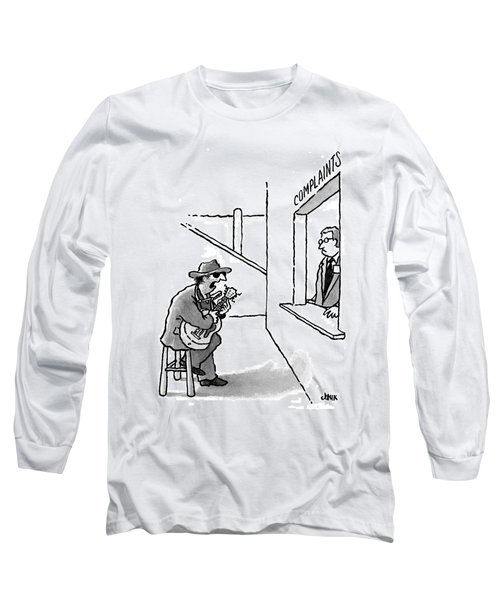 New Yorker February 6th, 2006 Long Sleeve T-Shirt