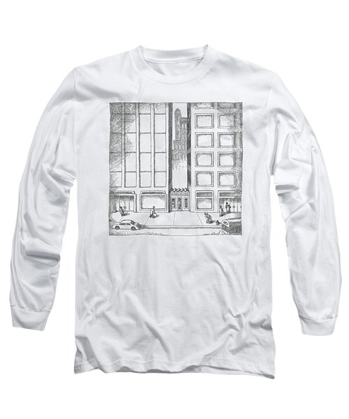 New Yorker December 12th, 2005 Long Sleeve T-Shirt