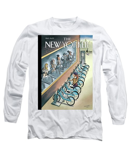 New Yorker June 3, 2013 Long Sleeve T-Shirt