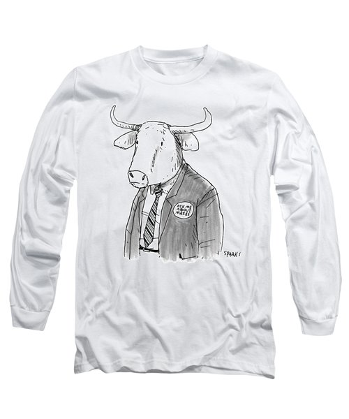 New Yorker October 24th, 2016 Long Sleeve T-Shirt