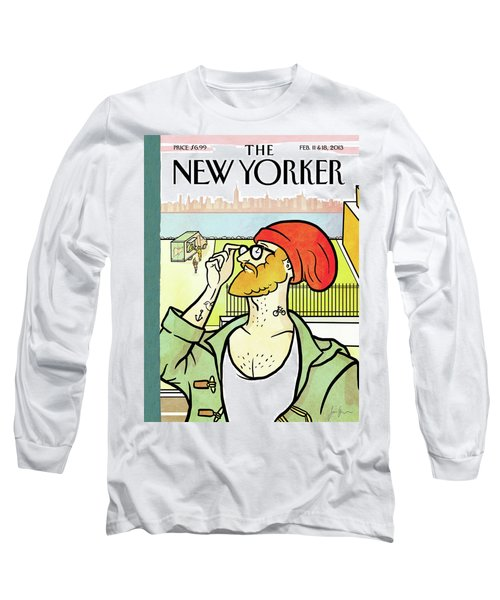 Brooklyn's Eustace Long Sleeve T-Shirt