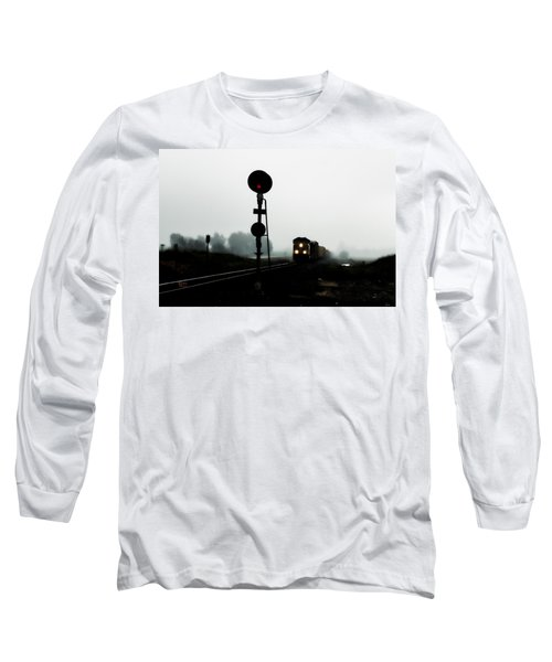 Up 8057 Long Sleeve T-Shirt by Jim Thompson