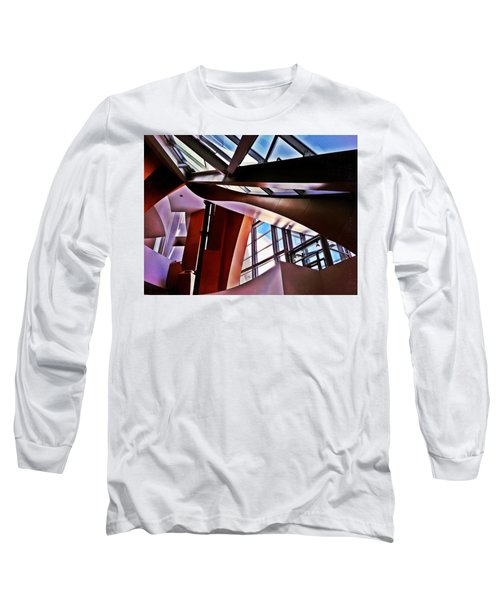 Urban Abstraction Long Sleeve T-Shirt