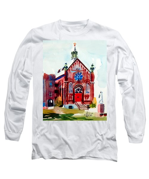 Ursuline II Sanctuary Long Sleeve T-Shirt