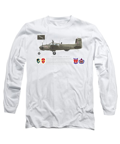 U.s. Army Ru-8d 138th Long Sleeve T-Shirt