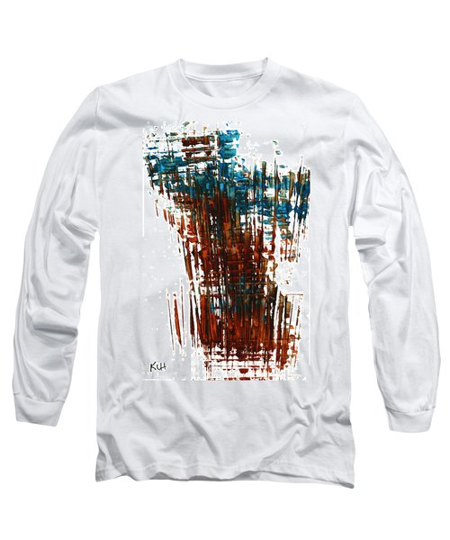 Us In The Divine 264.111011 Long Sleeve T-Shirt by Kris Haas