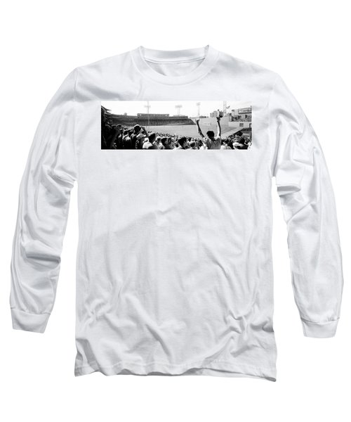 Usa, Massachusetts, Boston, Fenway Park Long Sleeve T-Shirt