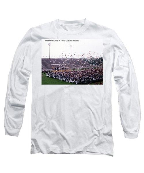 Usma Class Of 1976 Long Sleeve T-Shirt