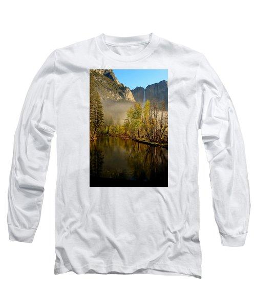 Vanishing Mist Long Sleeve T-Shirt