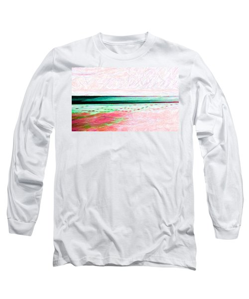 Long Sleeve T-Shirt featuring the photograph Variations On An Abstract Theme by Chris Anderson