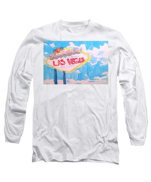 Vegas Long Sleeve T-Shirt
