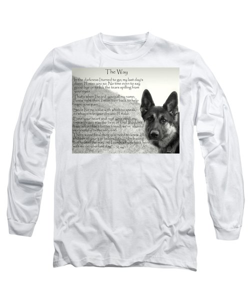 version two  The Way Long Sleeve T-Shirt