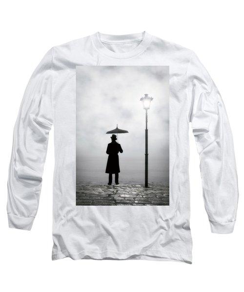 Victorian Man Long Sleeve T-Shirt