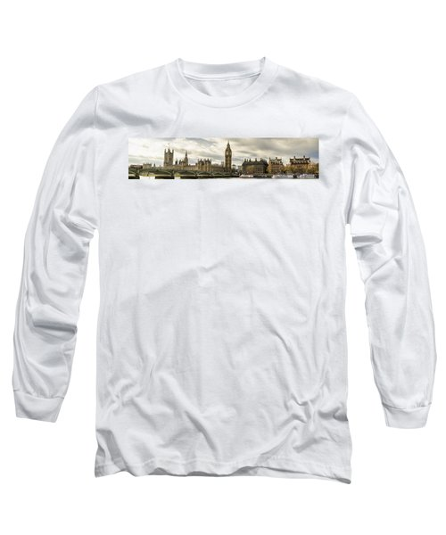 View From Southbank Long Sleeve T-Shirt