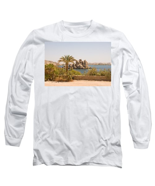 View Of Lake Long Sleeve T-Shirt
