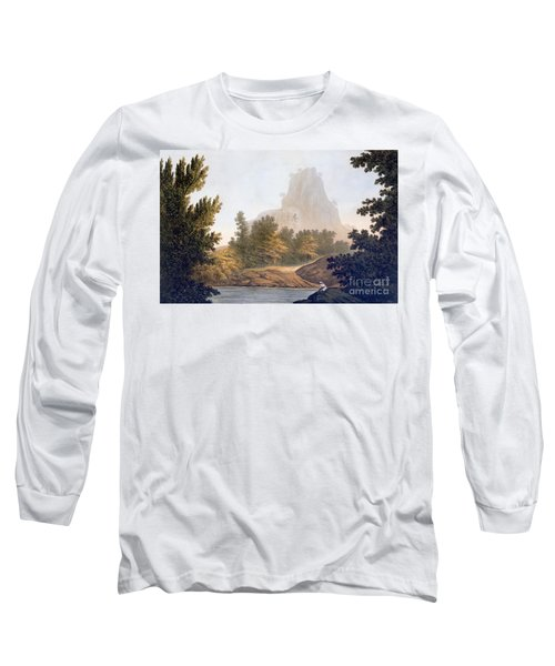 View Of The Jungle Long Sleeve T-Shirt