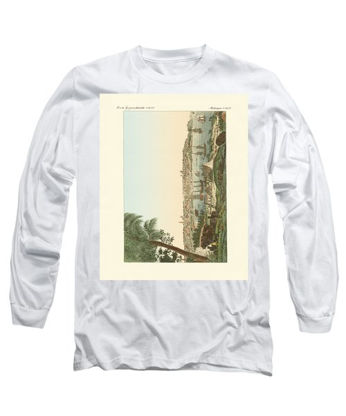 Views Of The City Of Sydney Long Sleeve T-Shirt