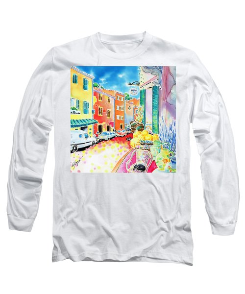 Ville Lumineuse Long Sleeve T-Shirt