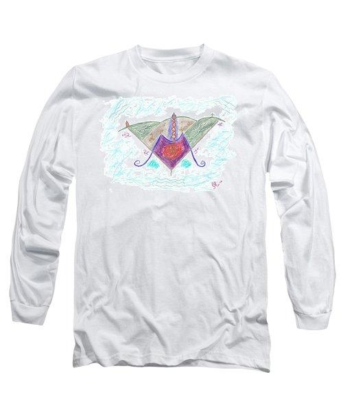 Ville-marie - Montreal Long Sleeve T-Shirt