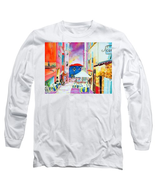 Villefranche Long Sleeve T-Shirt