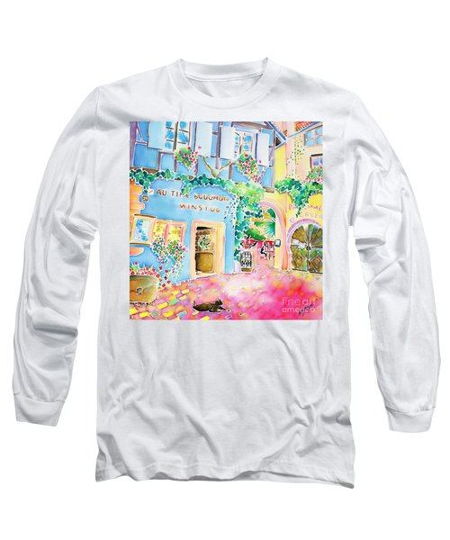 Vin Nouveau Long Sleeve T-Shirt