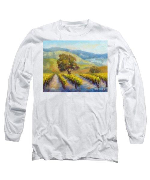 Vineyard Gold Long Sleeve T-Shirt