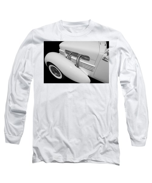 Vintage Long Sleeve T-Shirt featuring the photograph Vintage Ghost  by Aaron Berg