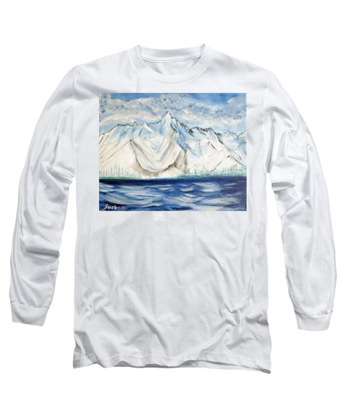 Vision Of Mountain Long Sleeve T-Shirt
