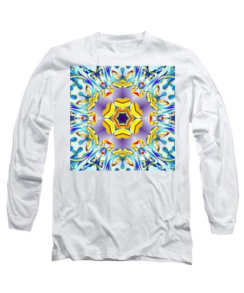 Vivid Expansion Long Sleeve T-Shirt